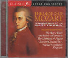 The Genius Of Mozart : Classic FM CD NEW & SEALED FASTPOST