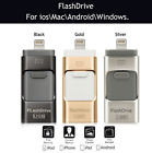 USB i-Flash Drive 32 64 128GB OTG Disk Storage Memory Stick for iPhone 5 6 6S 7