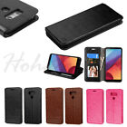 For LG G6 Phone Card Wallet Flip Leather Case Protective Cov
