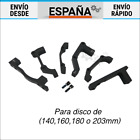 Adaptador Freno de Disco PM/PM, PM/IS 140,160,180,203mm Bicicleta Mtb Carretera
