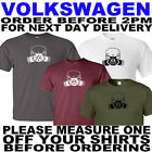 VOLKSWAGEN GAS MASK T SHIRT (OTHER COLOURS AVAILABLE)