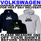VOLKSWAGEN GAS MASK HOODIE ALL SIZES TO 5XL (T SHIRTS  ALSO AVAILABLE)