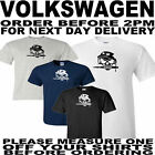 VOLKSWAGEN HELMET T SHIRT ALL SIZES TO 5XL(OTHER COLOURS AVAILABLE)