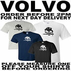 VOLVO HELMET T SHIRT ALL SIZES TO 5XL(OTHER COLOURS AVAILABLE)