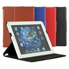 MACOON Schutzhülle iPad 2 3 iPad 4 Hülle Smart Cover Funktion Case Tasche