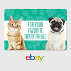 Kyпить eBay Digital Gift Card - Pet - Furry Friend -  email delivery на еВаy.соm
