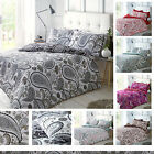 New Paisley Luxurious Duvet Covers Quilt Covers Reversible Bedding Sets Pieridae
