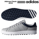 ADIDAS GOLF SHOES ADICROSS CLASSIC SPIKELESS MENS SHOES GOLF SHOES * NEW *