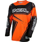 2017 ONeal Orange Motocross Dirtbike MTB BMX Off-Road Riding Gear Jersey