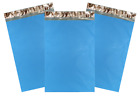 """1-1000 10x13 Blue 2mil Colored Poly Mailer Shipping Self Seal Bags 10"""" x 13"""""""