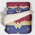 Wonder Woman Doona Duvet Quilt Cover Set Queen King Size All Bed Pillowcase New
