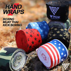 "Wyox 180"" Hand Wraps Mexican Pro Style Boxing MMA Inner Cotton Handwraps Gloves"