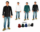 Executive Men Chef Jacket Long Sleeve Pen Pocket Catering Kitchen Uniform Adam