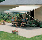 SunSetter Manual Retractable Awning, 12 ft. Model 1000XT ...