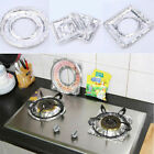 Внешний вид - 10pcs Aluminum Foil Gas Stove Cover Protector Liners Perfect Kitchen Clean Tool