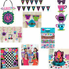 Mad Tea Party In Wonderland With Alice & Hatter Birthday Decoration Selfie Props