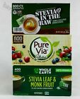 Stevia In the Raw Zero Calorie Sweetener 100/200/400/800 Packets Free Shipping