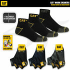 CAT CATERPILLAR WORK SNEAKER Socken Arbeitssocken Business Socken Strümpfe 39-46