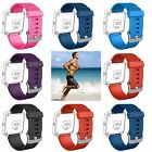 Fitbit Blaze Smart Watch Band Soft Silicone Strap With Release Pins Large Small