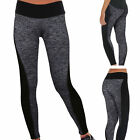 Chic Nice Women Fitness Tights Elastic Sport Yoga Pant Trousers Running Gym Pant