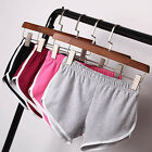 Fashion Women Cotton Sports Shorts Casual Beach Running Slim Mini Soft Pants Top