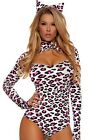 Luscious Snow Leopard Costume 553724 by Forplay White
