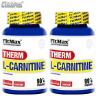 THERM L-CARNITINE 90-270 Caps. Best Thermogenic Slimming Formula Fat Reduction