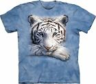 The Mountain Unisex Kinder Resting Tiger Zoo Tier T Shirt