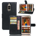 PU Leather Wallet Magetic Flip Holder Case Cover For Huawei Mate9&Honor 6X