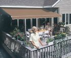 10-FT Outdoor Retractable SunSetter Motorized Awning by SunSetter Awnings