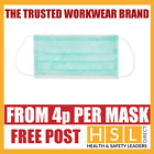 DISPOSABLE SURGICAL FACE SALON DUST CLEANING Ear Loop Flu MASK CE Mark