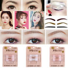 Replacement Eyebrow Models Template Stamp Sponge Shaper Stencils Eye Makeup Tool