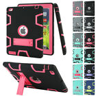 Kids Shockproof Heavy Duty Tough Case Cover For Ipad 4 3 2&mini&air 2&pro 9.7""