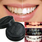 2pcs Natural Activated Charcoal Whitening Tooth Teeth Powder Dust Toothpaste 30g