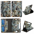 Folio Cover for Zeki TBQG 8 inch Tablet  Leather Case/360° Stand/Card Pockets