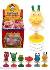 MONSTER JUMP UPS Pop Kids Toy Jumping Figures Party Birthday Bag Stocking Filler