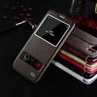 Luxury Slim Flip Leather Wallet Stand Cover Case For Samsung Galaxy S8/ S8 edge