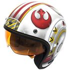 HJC IS-5 Star Wars X-Wing Fighter Three Quarter Mens DOT Motorcycle Helmets $244.26 CAD