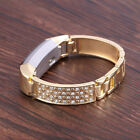 For Fitbit Alta HR & Alta !Luxury Stainless Steel Replacement Wristbands Strap