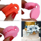 Silicone 3D Rose Flower Fondant Cake Chocolate Sugarcraft Mould Mold Tools S1