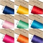 150+ COLOURS!  COATS MOON THREAD SPUN POLYESTER HAND & MACHINE SEWING1000YDS