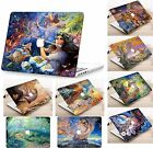 Art Rubberized Hard Case Shell Keyboard Cover For Macbook Pro 13 15 Air 11 13