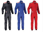 OMP SPORT Nomex Quality Value Rally Track Race Suit FIA Approved Black Blue Red