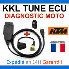 Valise KKL MOTO Kit officiel diagnostic KTM + ADAPTATEUR OBD compatible TUNEECU