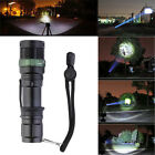 High Power 3000Lumen Zoomable CRE LED Torch Zoom Light Adjustable 1~10PCS LOT OY