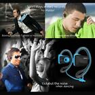 New Bluetooth Wireless Hand free Stereo Waterproof Swim Headset In-Ear Headphone