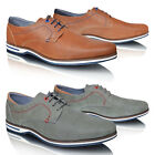 Xelay Mens Casual Smart Lace Up Brogues Office Formal Shoes SIZE 6 7 8 9 10 11