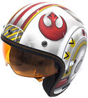 HJC IS-5 X-Wing Fighter Pilot Open Face Helmets <br/> Free Shipping Free Size Exchanges