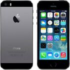 Apple iPhone 5S 16 32 64GB GSM ATT ONLY Smartphone Gold Gray Silver Phone