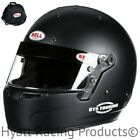 Bell GT5 Touring Auto Racing Helmet Snell SA2015 & FIA8859 - 7 1/8 / Matte Black